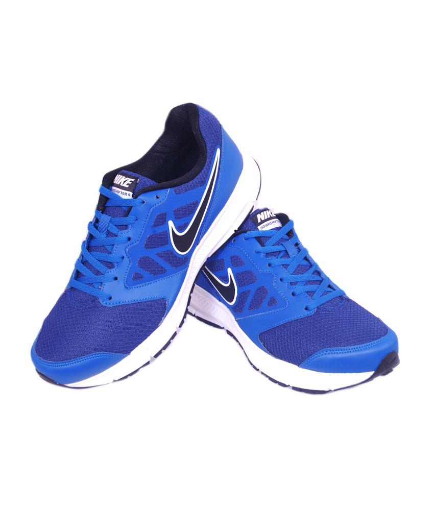 Nike Downshifter 6 MSL Blue Running