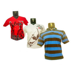 Lee-Copper--Red-Tshirt-Live-Beize-UCB-Collar-Tshirt
