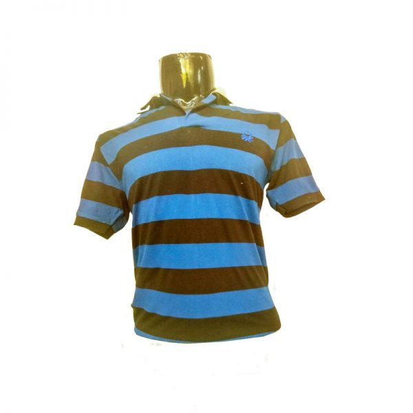 UCB Blue & Black Tshirts with Collar